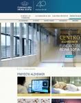Captura de http://www.fundacionreinasofia.es/ES/proyecto_alzheimer/Paginas/default.aspx