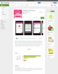 Captura de https://play.google.com/store/apps/details?id=co.centauri.nutritionistreport