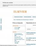 Captura de http://www.elsevier.es/es-buscar?txtBuscador=alzheimer&cmbBuscador=all