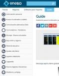 Captura de http://www.eneso.es/producto/guide-software-para-mayores