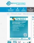 Captura de https://bjadaptaciones.com/software-para-la-comunicacion-y-lectoescritura/158-the-grid-2-1-licencia.html