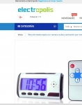 Captura de https://www.electropolis.es/reloj-de-mesita-espia-con-activacion-por-movimiento-126469.html