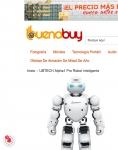 Captura de https://www.buenabuy.com/es_ES/product/ubtech-alpha1-pro-robot-inteligente.html?gclid=CjwKCAiAweXTBRAhEiwAmb3Xu7ebN94Ql3sOBiOtMb4TqYgko0hDaJGETuuHZyEhQgIleRRi0bt-nBoC2M8QAvD_BwE