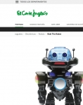Captura de https://www.elcorteingles.es/juguetes/A17240944-robi-the-robot/