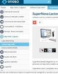 Captura de http://www.eneso.es/producto/supernova-lector-ampliador-pantalla