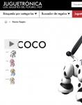 Captura de https://www.juguetronica.com/zoomer-zuppies