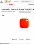 Captura de https://www.fnac.es/mp4781871/Localizador-Bluetooth-Gigaset-G-tag-im1-Naranja/w-4#int=S:Suggestion :Fiche_Article NonApplicable 4781871 BL3 L1