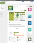 Captura de https://play.google.com/store/apps/details?id=com.dkvservicios.quierocuidarme