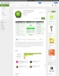 Captura de https://play.google.com/store/apps/details?id=com.dietistapersonal