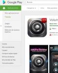 Captura de https://play.google.com/store/apps/details?id=com.music.hero.volume.master.control&hl=es